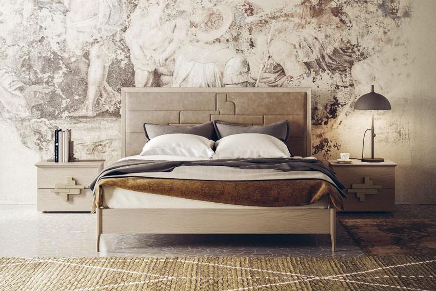 Спальня современная Teti в цвете cotto. San Michele. Италия