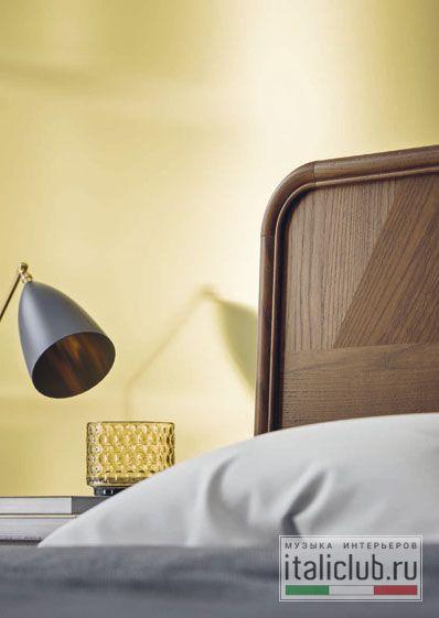 Спальня современная Teseo в цвете cotto. фабрика San Michele. Италия